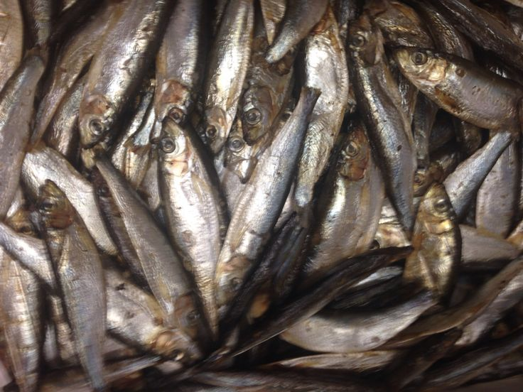 Delicious Oak Smoked Sprats out of the Smokehouse this morning.