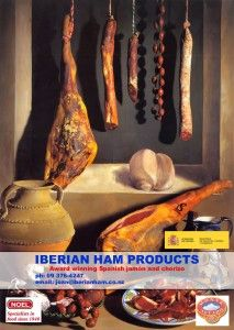 Auckland - Importers & Wholesalers of Spanish Masterpieces | Iberian Ham Products