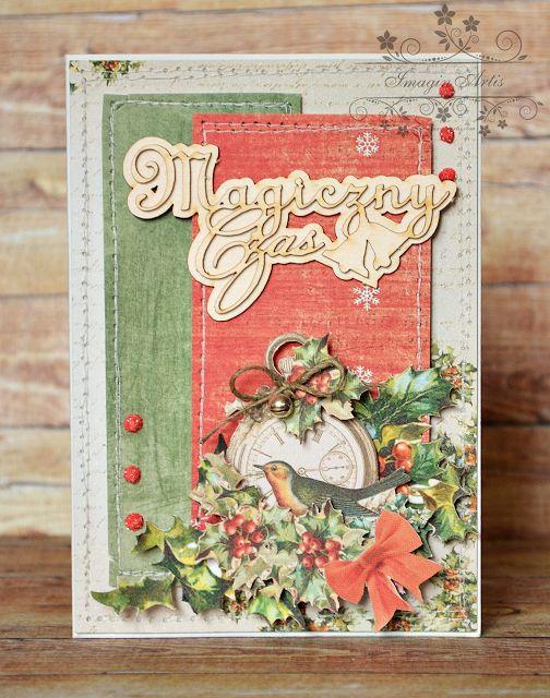 Kartka świąteczna / A Christmas card
