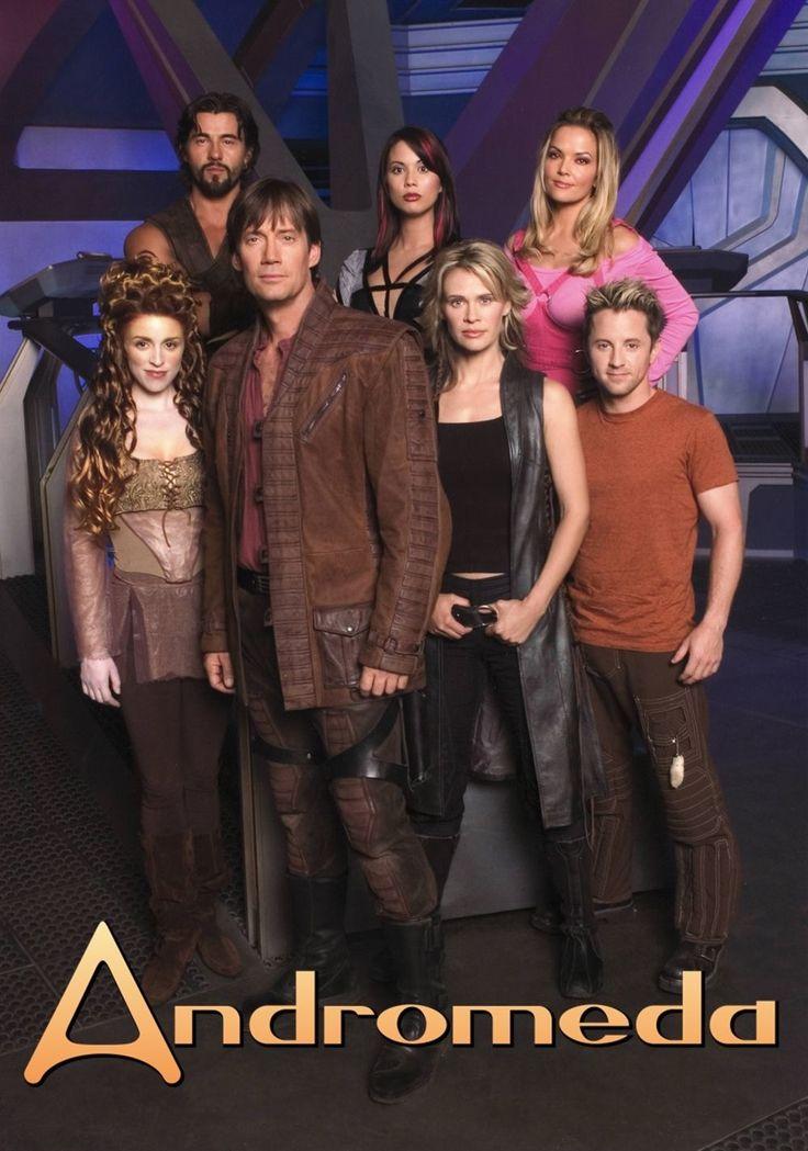 Andromeda (SyFy 20002005) in 2020 Sci fi tv shows, Sci