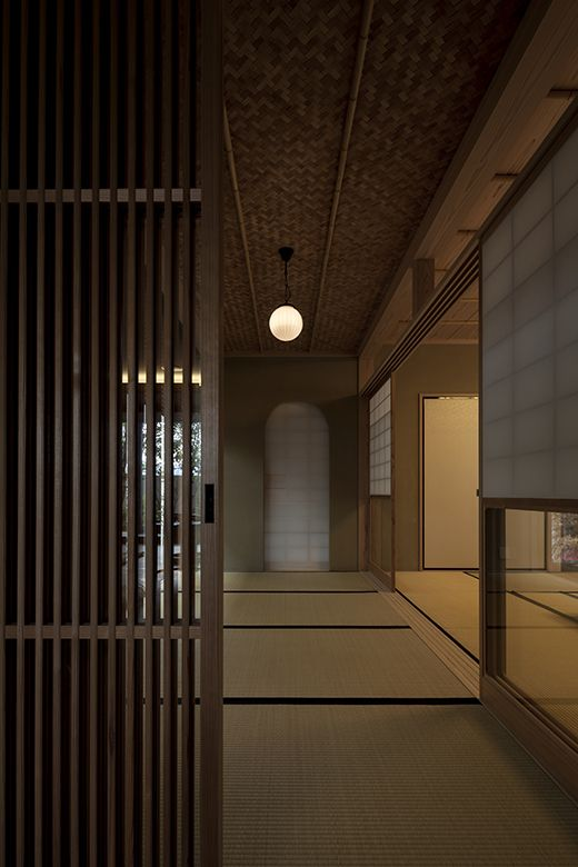 Japanese home interior