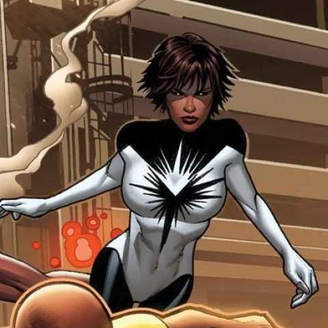 Image result for marvel comics spectrum monica rambeau