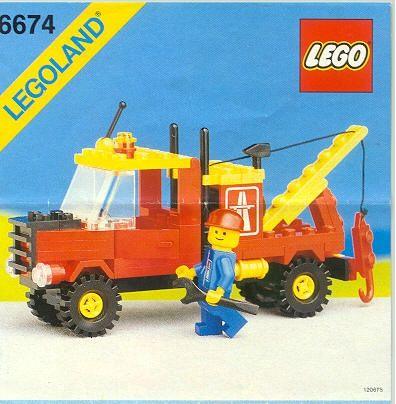 Bildergebnis für lego 6643 mit bauanleitung