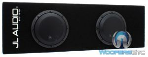 Rocking Christmas Holiday With A Subwoofer Speaker Woofer Home   Vals Views