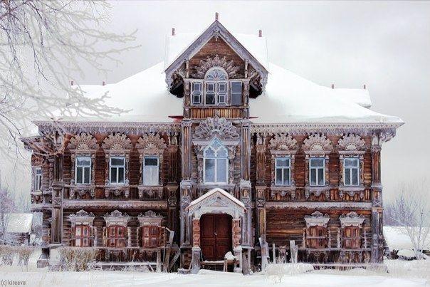 Чухломские терема Костромской области - Путешествуем вместе