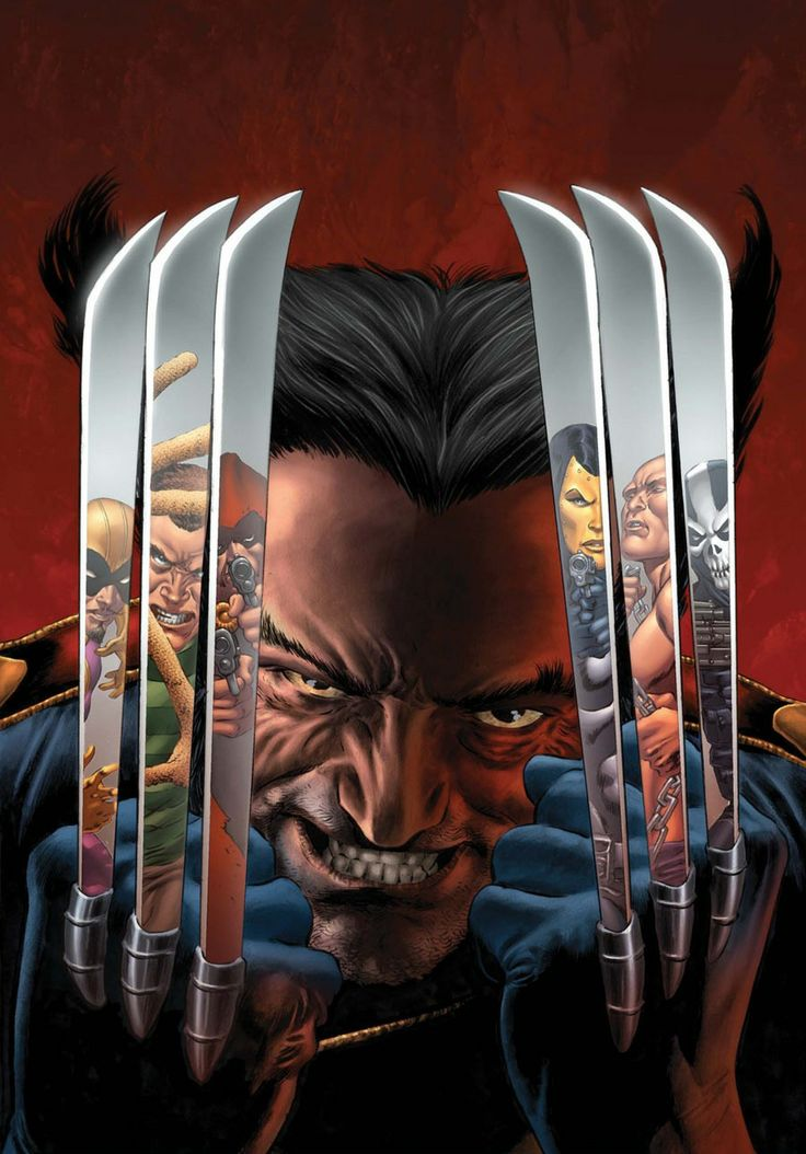 Wolverine by Mike Perkins