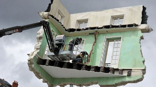 17 Best Images About Pht Leandro Erlich On Pinterest Swimming Pools Nantes And Illusions