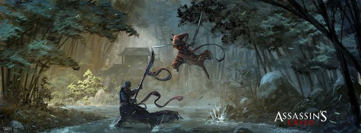 Assassin's Creed China | Chinese Assassin's Creed 9