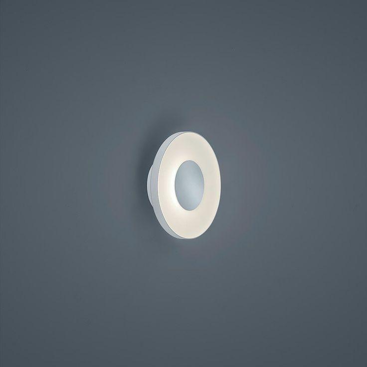 Helestra KAYO LED Wandleuchte Mattnickel 18/1619.06: Amazon.de: Beleuchtung