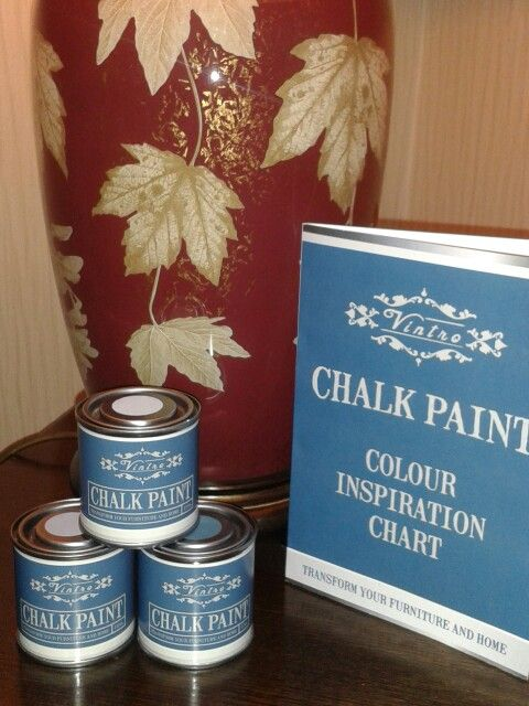 Transform your furniture and home(c) with Vintro Chalk Paint.  Available in 23 beautiful colours.  See www.vintro.co.uk for stockists and sales.