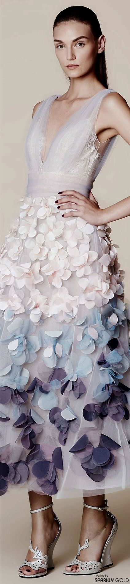 Marchesa Notte Spring 2017 RTW                                                                                                                                                                                 More