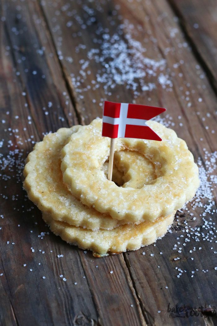Danish Butter Cookies | Bake to the roots                              …