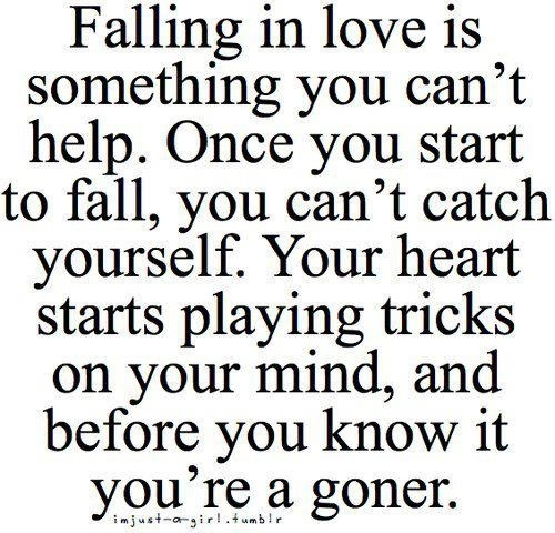 On Falling Inlove +++Visit Www. For More Quotes About And