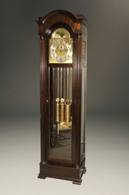 57 Best Art Deco Grandfather Clocks Images On