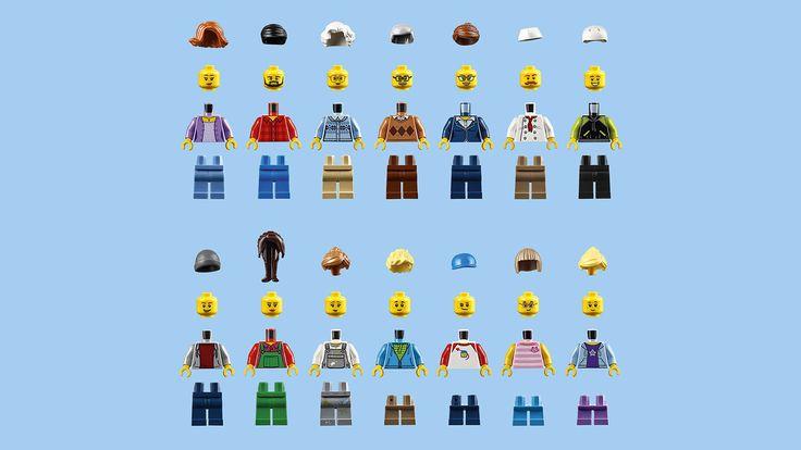 60134 LEGO® City Stadtbewohner - LEGO® City Produkte - City LEGO.com