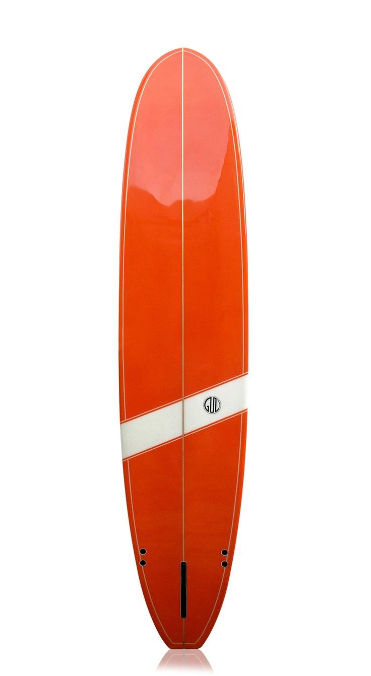 Gul Retro Longboard 9'4 Orange