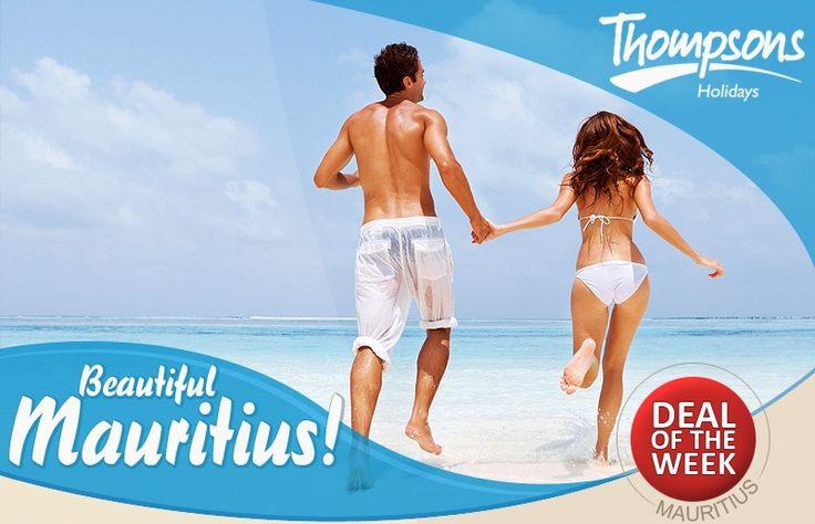Thompsons deal of the week - Sunny Mauritius - http://bit.ly/1lQlhDJ
