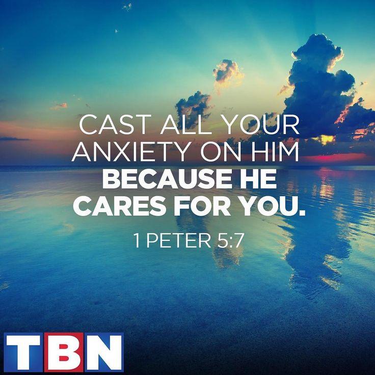 Don't be afraid... God is in control. #TrustInHim #DoNotBeAfraid