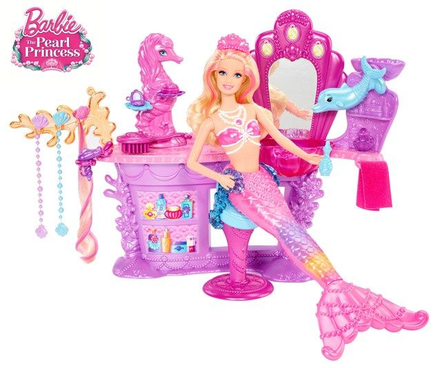 WIN 1 of 20 Barbie The Pearl Princess Lumina dolls We have 20 Barbie Lumina dolls to give away  Open from 04/04/2014 to 04/05/2014