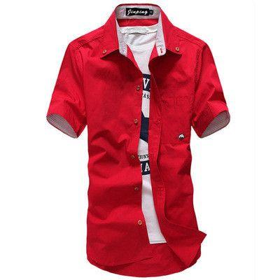 19 best Men's Fashion - Button Down Shirt images on Pinterest ...