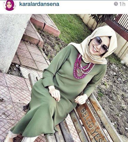 Tesettür / Hijab / Moda / Fashion / Trend