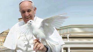 Verosimilmente Vero: Papa Francesco la Guerra nel Mondo non ha connotaz...