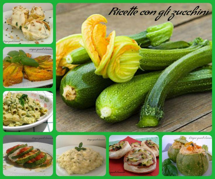 Ricette con gli zucchini
