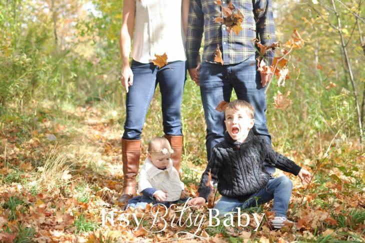 Fall Famliy Photoshoot