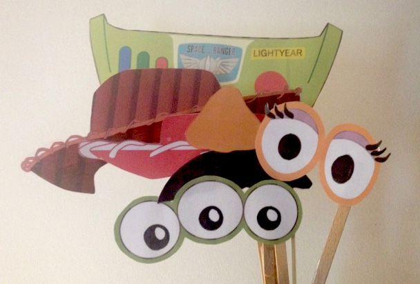 Toy Story Party : un anniversaire vers l'infini et au delà !! - Un jour un jeu