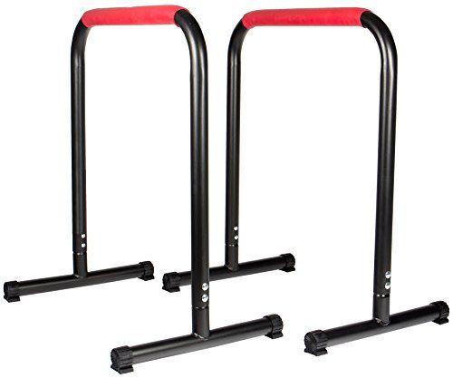 nice SportPlus Fitness Rack Pro, 70cm de altura, para salsas, Tumbona levantamientos, reposacabezas y más, usuario Peso hasta 120kg, seguridad según la normativa EN ISO 20957–1, EN 957