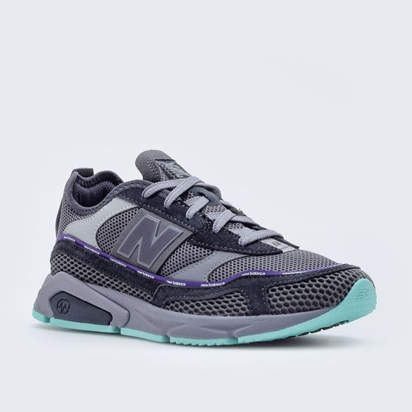 New Balance X-Racer Gri Kadın Spor Ayakkabı – Sportsoul.com