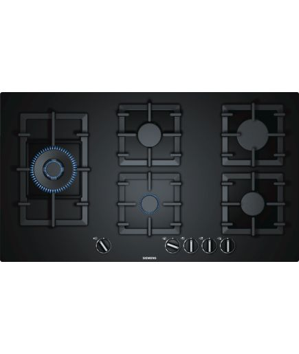 90 cm, hob, Hard Glass