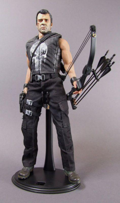 1/6 Thomas Jane Punisher custom (Punisher) Custom Action Figure