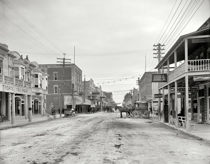 Shorpy Historical Photo Archive :: Miami, Florida: 1908