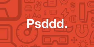 Psddd is a collection of resources from Dribbble for the creative professional - all collected in one place where you can find them.