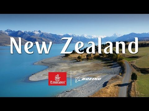 View from Above- New Zealand - YouTube