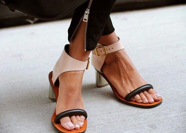 Sandalias lima de Zara