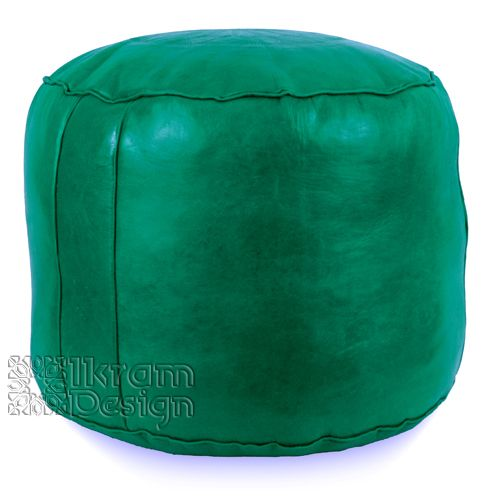 Green Tabouret Fez Pouf = best prices