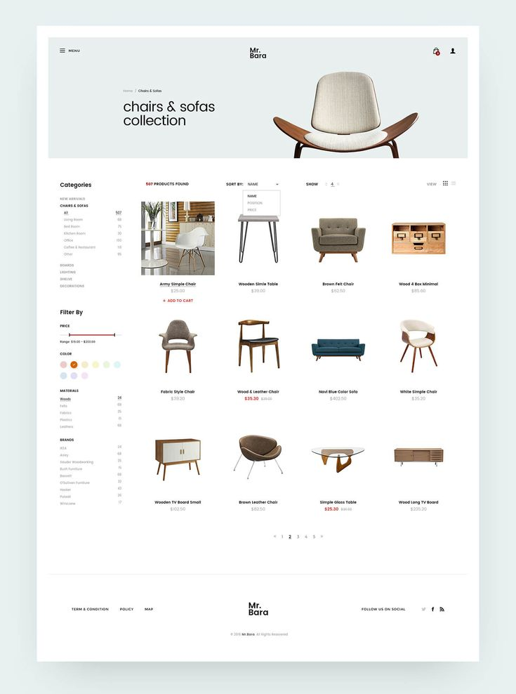 Mr Bara – Furniture Site Inspiration   Inspire Design
