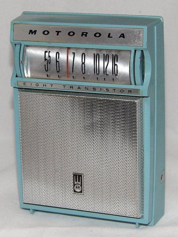 Vintage Motorola Model X60b Transistor Radio Broadcast Band Only Rhpinterest: Tr 2051 Radio Realtone Electronics Inc Where Build At Gmaili.net