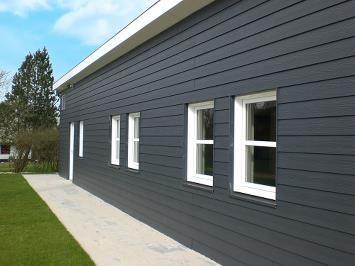 Fasadpaneler för fasadbeklädnad med fibercement | CEDRAL