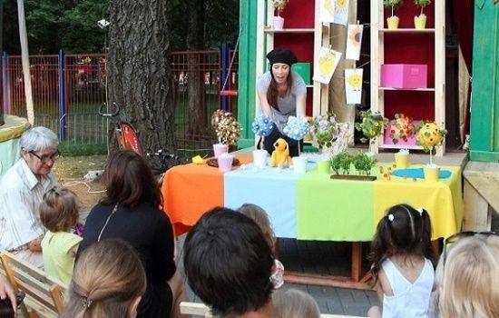 Кукольный театр на открытом воздухе появился в Ростове - Ростов и Я