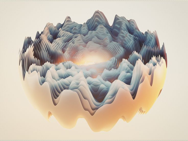 Waves by Peter Gaillard