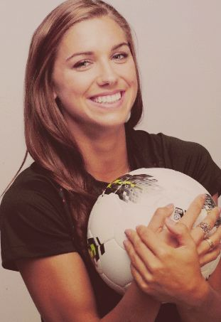 Marry Me? Alex Morgan.