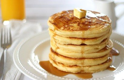 You'll be challenged to find a better recipe than this one for pancakes. Soft and fluffy, they are perfect to whip up for brunch on the weekend. Serve them stacked high with pure maple syrup.…