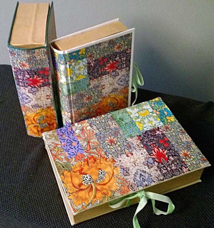 Altered Books by Tuija