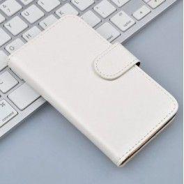 Lenovo A Plus valkoinen puhelinlompakko.
