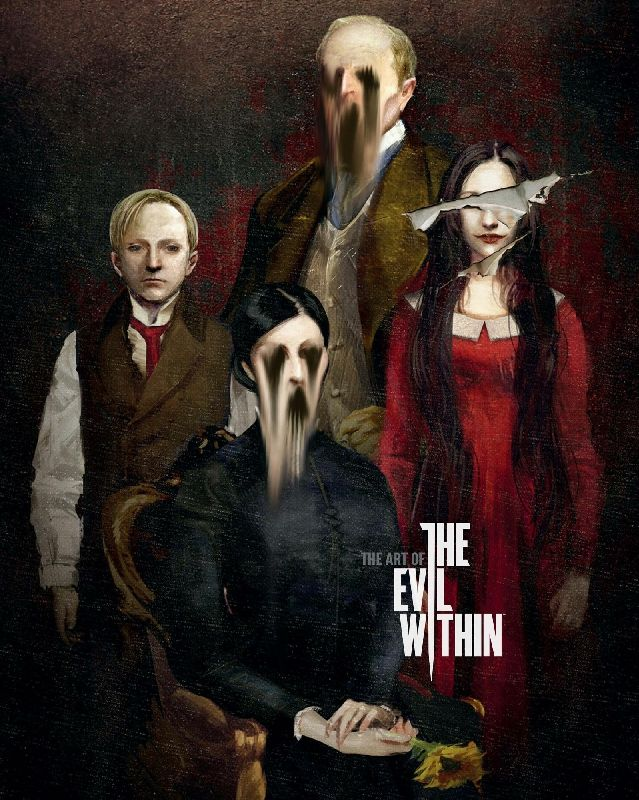Art Of Evil Within The Evil Within The Evil Within Game Survival Horror Game