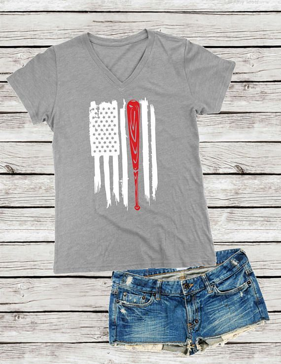Baseball Flag Baseball Mom Shirt, Sports Mom Baseball Flag Shirt Great for all the Baseball Moms out there! ***Please NOTE that the color of the Flag is RED & WHITE. Please choose a shirt color options accordingly. Shirts are pretty true to size, if bigger chested then I recommend #AllThatIsRed