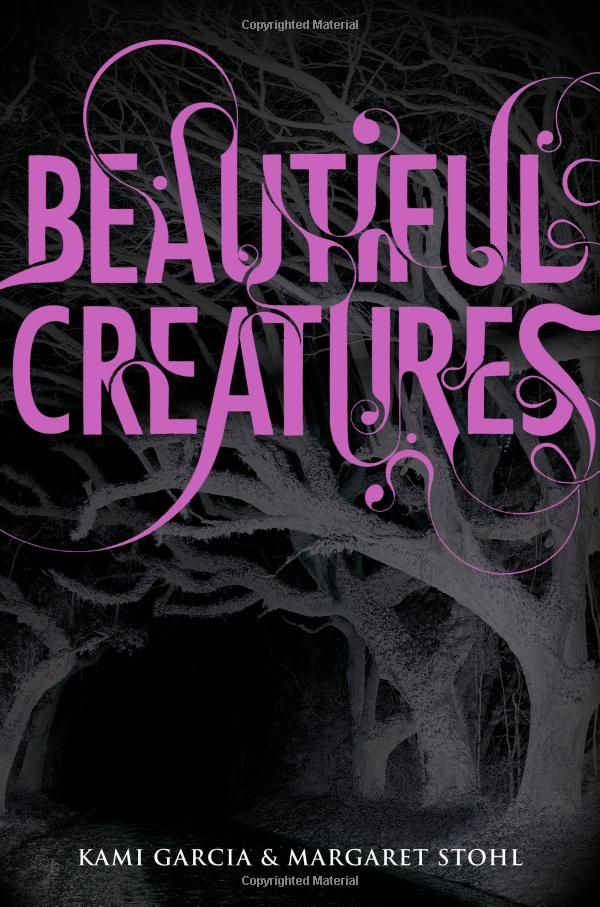 "Beautiful Creatures - is a New York Times bestselling fantasy young adult novel by authors Kami Garcia and Margaret Stohl and the first book in the Caster Chronicles series. The book was published on December 1, 2009 by Little, Brown, and Company. The series was named one of MTV News's ""series to watch"" in 2010."